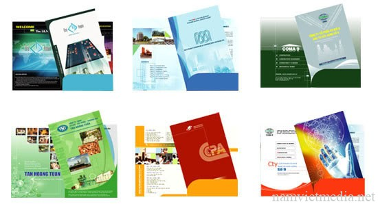 Thiết kế catalogue đẹp, thiết kế brochuregiá rẻ tại TPHCM