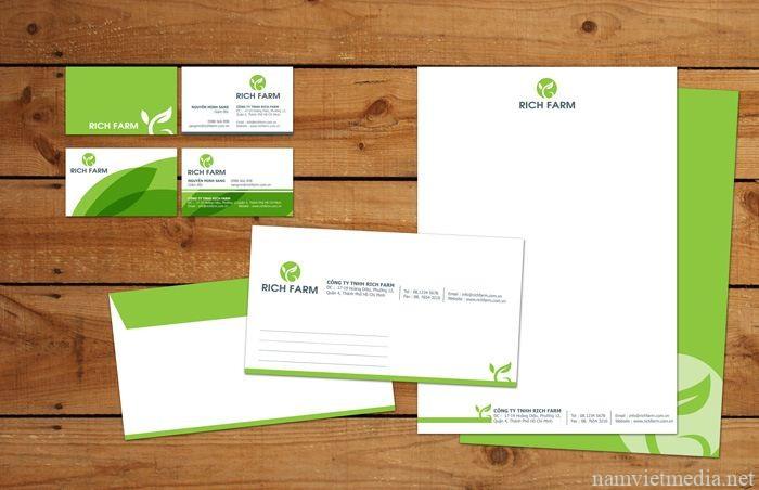 Thiết kế bộ nhận diện thương hiệu chuyên nghiệp, giá rẻ tại TPHCM
