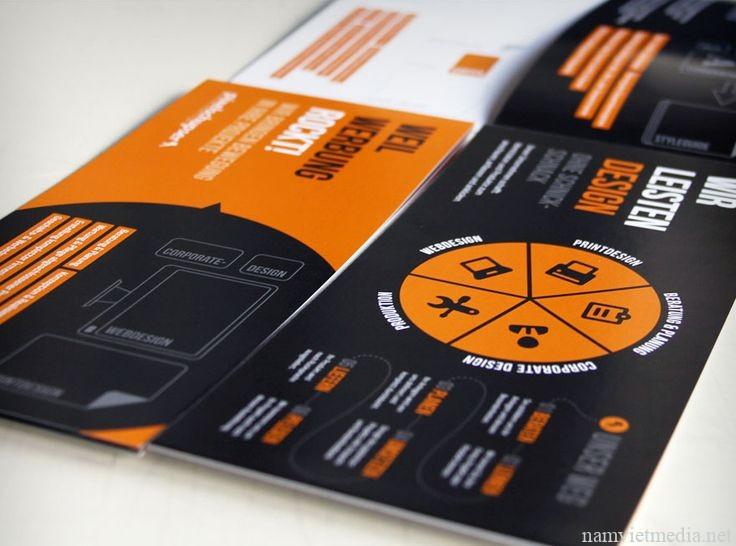 Một số mẫu Catalogue ấn tượng 2017