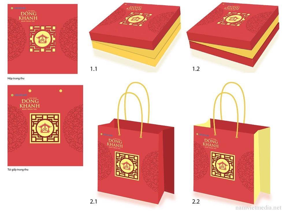 Dịch vụ in bao bì giá rẻ tại Hóc Môn - Thiết kế bao bì
