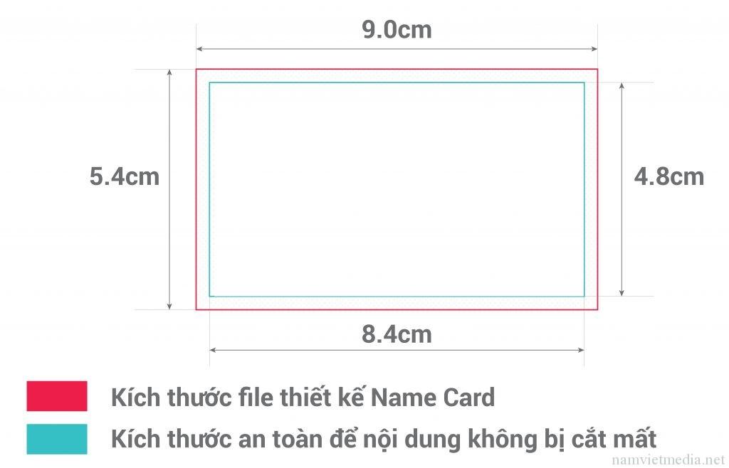 Dịch vụ in name card, thiết kế name card giá rẻ tại Hóc Môn