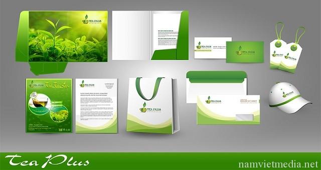 Dịch vụ thiết kế bộ nhận diện thương hiệu tại Hóc Môn