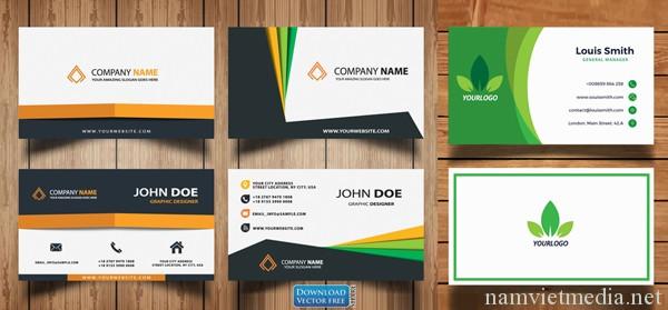 In Card Visit tại quận tân bình, thiết kế card Visit tại tân Bình